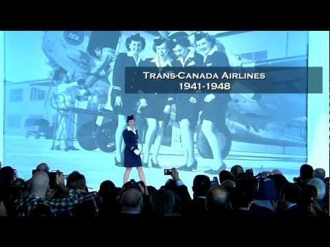 Air Canada 75th Anniversary Fashion Show