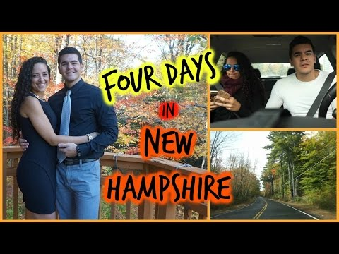 4-Day Vlog || Trip to New Hampshire & IIFYM FDOE on a Reverse Diet