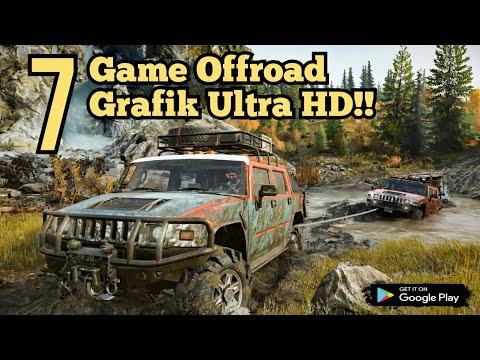 7 Game Android Offroad Keren Dengan Grafik Terbaik 2020 | Grafik Ultra HD!!