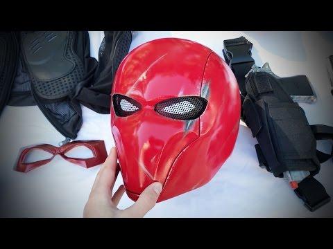 Red Hood Cosplay Showcase!