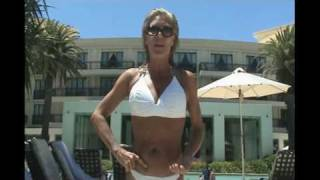 Samantha Fox Vlog 14: Last Day In A Bikini At The Versace  5th December 2009