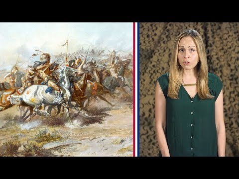 Today in Military History: 6/25 - Battle of Little Bighorn