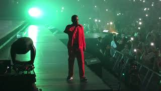 Kendrick Lamar LOVE!   DAMN! Tour @ excel energy center Live St. Paul MN 8/19/17
