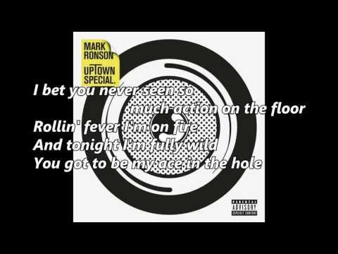 Mark Ronson - I Can't Lose (Lyrics On Screen)