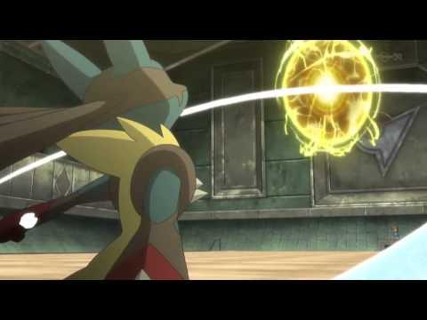 Pokemon XY AMV - Take My Hand