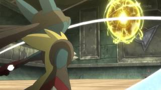 Pokemon XY AMV - Take My Hand