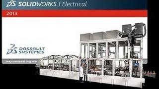 Урок SolidWorks_ Electrical 2013-2015:(Урок 4 часть3 клемные колодки)