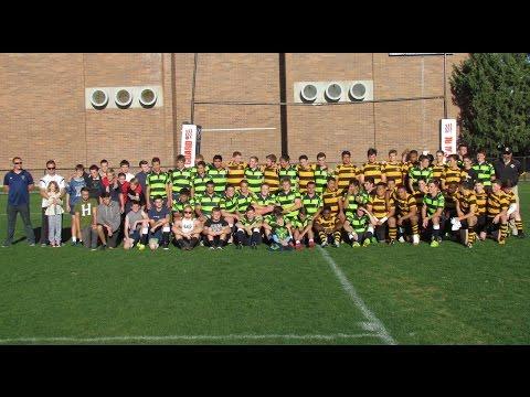 Mountain View vs Bishop 'O Dowd 04-09-2015 Rugby Idaho