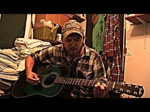Jamey Johnson Redneck Side of Me Cover (The Laundry Room Session Part 1)