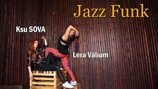 Little Mix – A Different Beat. Jazz Funk dance video. Lera Valium and Ksu Sova