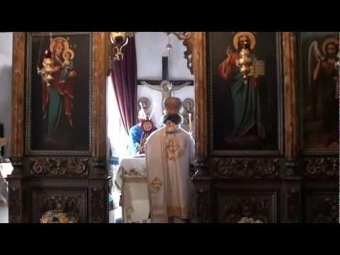 Η εορτή του Αγίου Ονουφρίου στη νότια Ιερουσαλήμ