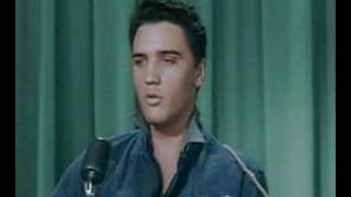 Elvis Presley I Want To Be Free Colour Jailhouse Rock