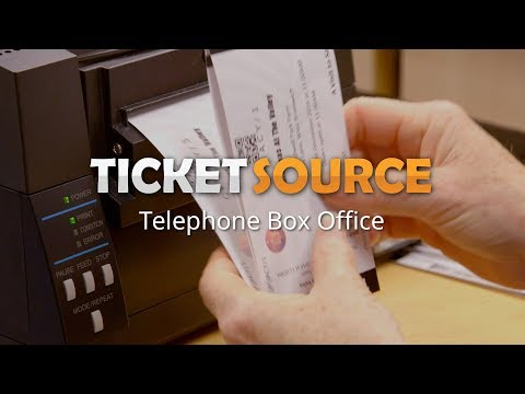 Free Telephone Box Office System For Events & Venues