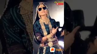 Ray-Ban wala Chashma. Royal style ne Gujarati song ringtone