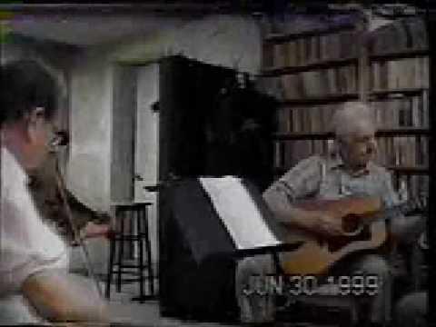 Paul Poirier Accompanies the Fiddle - Tune #12
