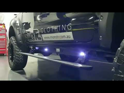 E-Board with LED Light Demo