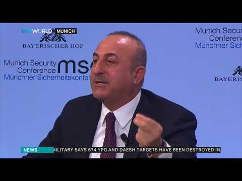 US support to YPG is a huge mistake, says Turkish FM