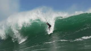 THE WEDGE | LET THE CRAZYNESS BEGIN! | August 17th 2018 | Edit | Hurricane Swell