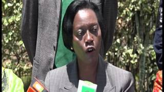 Karua demands the resignation of Health CS Mailu, PS Muraguri over graft