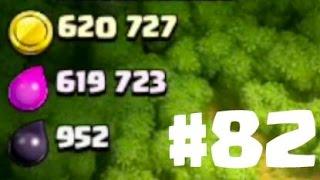Clash Of Clans Oynuyoruz #82: 1.2 Milyon!