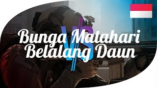Bunga Matahari vs Belalang Daun // Tournament BF4 Indonesia