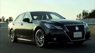 2013 Toyota Crown 8 Speed Athlete 4WD Royal JDM Japan Commercial Carjam TV Car TV Show 2013