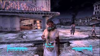 Fallout: New Vegas pt11 - Law And Order (Playthrough Gameplay/Commentary)