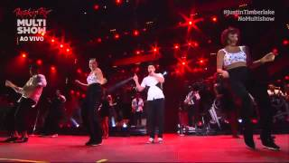 Justin Timberlake - Let The Groove Get In (Rock In Rio - Brazil)