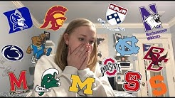 COLLEGE DECISION REACTIONS 2020! (14 schools: UPENN, DUKE, NORTHWESTERN, UCLA, TULANE, AND 9 MORE)