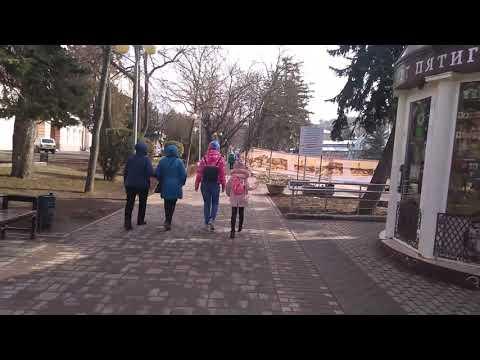 Пятигорск достопримечательности парк Цветник доступен
