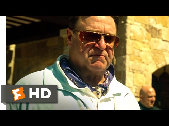 The Hangover Part III (2013) - Somebodys Gotta Pay Scene (8/9) | Movieclips
