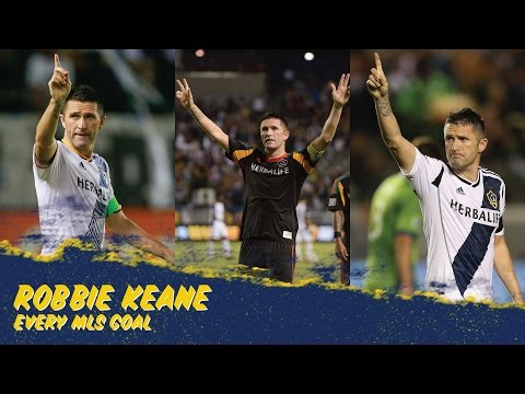 """ROBBIE KEANE GOAL MACHINE"" watch all his MLS goals to date"