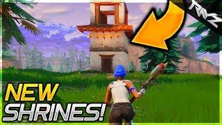 New Impulse Grenade Kill & New Shrines In Fortnite Battle Royale! (Fornite BR New 2.5.0 Update)