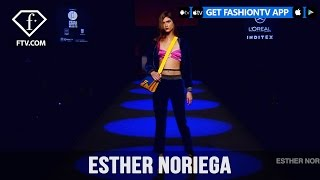 Madrid Fashion Week Fall/WItner 2017-18 - Esther Noriega | FTV.com