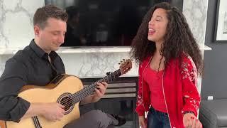 Kitipun  - Juan Luis Guerra (cover) (Ana Lía ft. Benjamin Barrile)