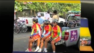 Video Women's Tour of Thailand 2012 Cycling download MP3, 3GP, MP4, WEBM, AVI, FLV Agustus 2018
