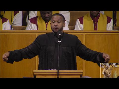 """April 09, 2017 """"Enemy of the State"""" Part V, Rev Dr Howard-John Wesley"""