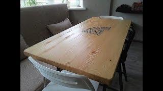 Стол в стиле лофт на тему сериала Игра Престолов - Table on the theme of the series Game of Thrones