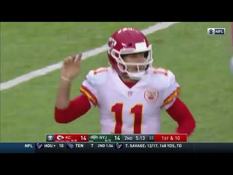 Alex Smith Breaks Off A 70 Yard Run And Multiple Broken Tackles