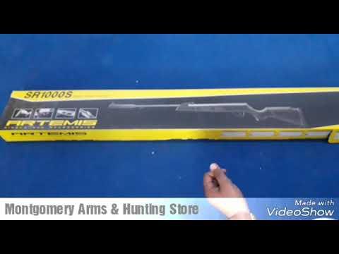 Artemis Sr 1000s (Gas Piston) Air Rifle Urdu/Hindi Review