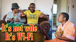 Sbongile noMdu - Wi-Fi (LEON GUMEDE)