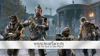 как убрать вступительные видео ролики в онлайн игре Warface