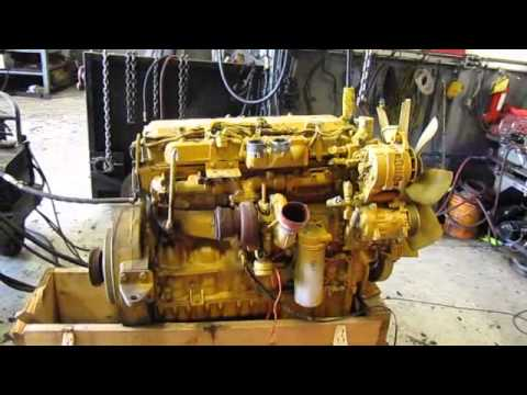 Caterpillarsel Engine