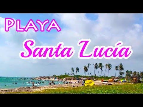 Video de Santa Lucía