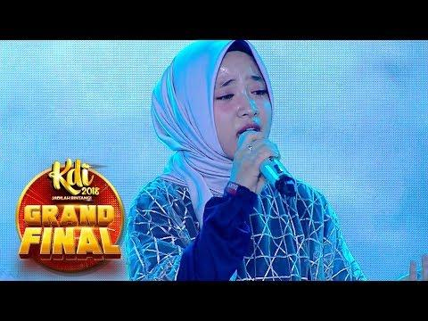 Sungguh Fantastic! Penampilan Nissa Sabyan [DEEN ASSALAM] - Grand Final KDI (2/10)