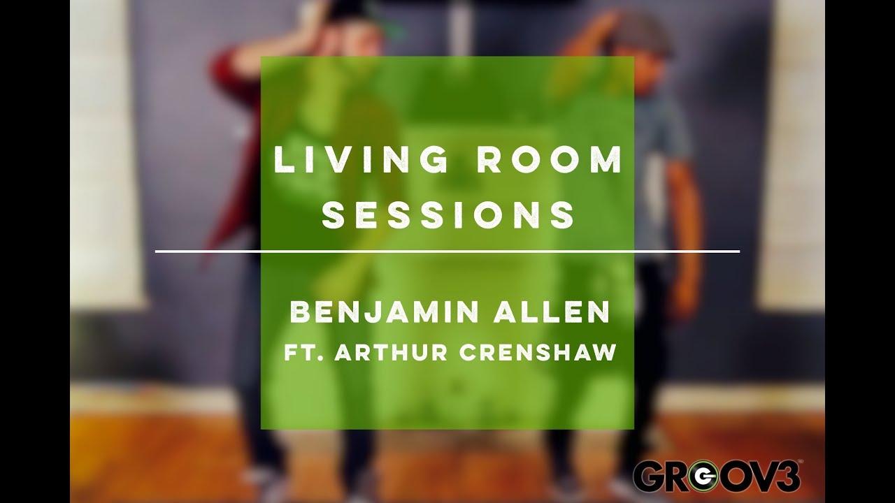 Living Room Sessions With Benjamin Allen