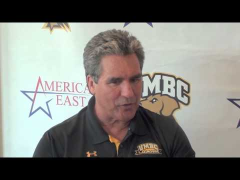 UMBC Athletics Coach's Corner: Don Zimmerman, Episode 7