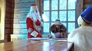 Новогодняя сказка  Детский утренник 2014