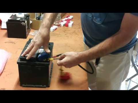 Geoelettrica Nuovi cavi batteria 1