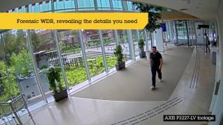 AXIS P3228-LV vidéo